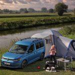 Entrée De Camping Car Un Peu Plus Petite: Caddy Beach S'appelle