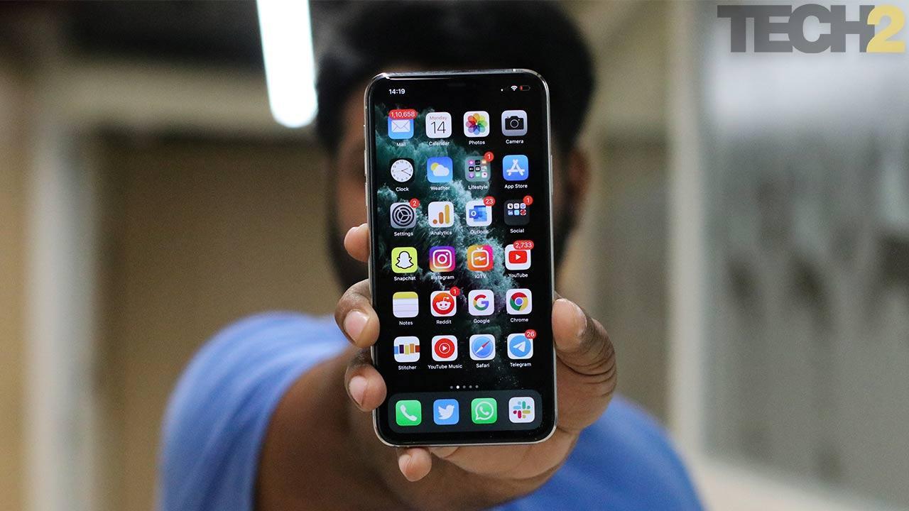 Apple Pourrait Lancer Un Seul Modèle D'iphone 12 Prenant En