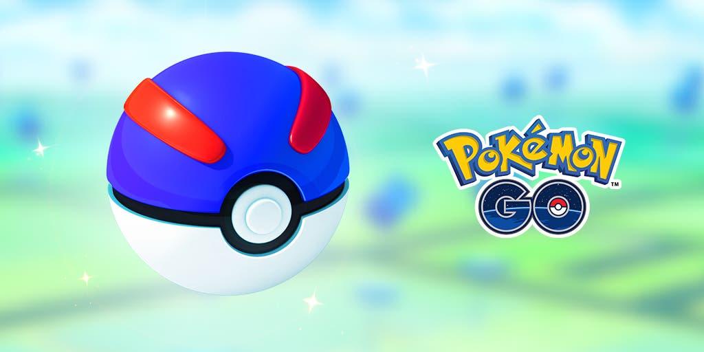 Pokémon GO Super Ball