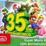 Nintendo Direct Pour L'anniversaire De Mario: Toutes Les Annonces En