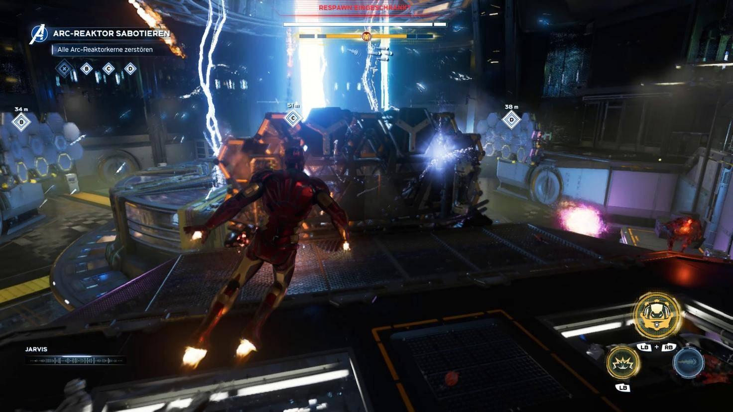 merveilles-avengers-iron-man-capture d'écran