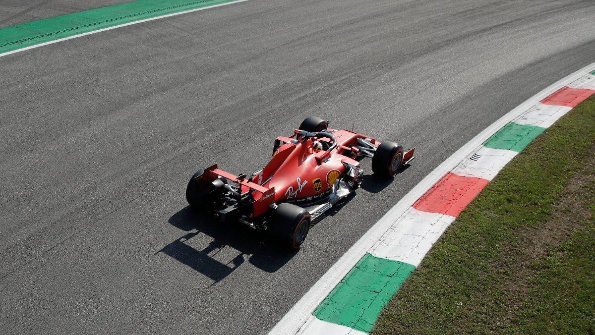 Places 13 Et 19 à L'entraînement: Vettel Met La Ferrari