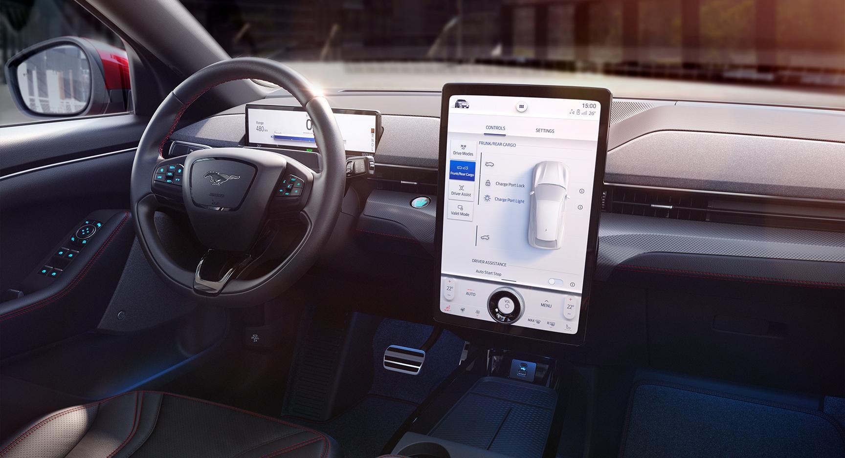 Nouveau Ford Sync. Plus Qu'un Système D'exploitation, Un Assistant Personnel
