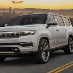 Grand Wagoneer. La Jeep La Plus Grande Et La Plus