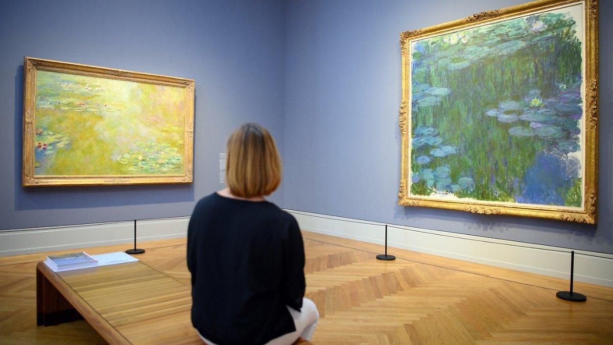Impressionnistes à Potsdam: Plattner Transforme Barberini En Un Haut Lieu