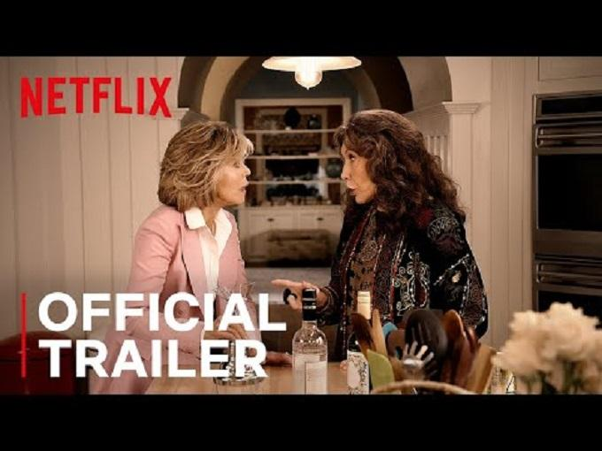 Grace Et Frankie Saison 7: Date De Sortie, Distribution, Intrigue