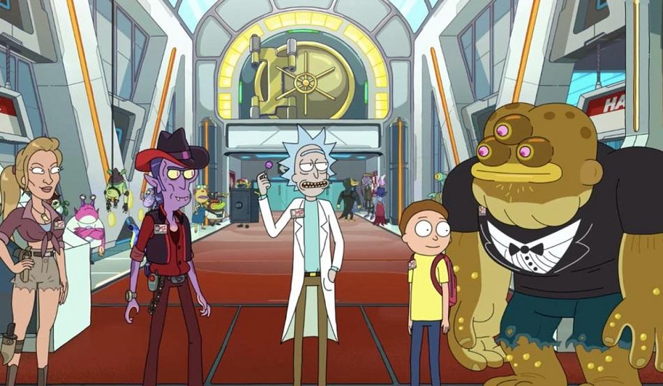 Rick Et Morty Saison 5: Date De Sortie, Distribution, Intrigue