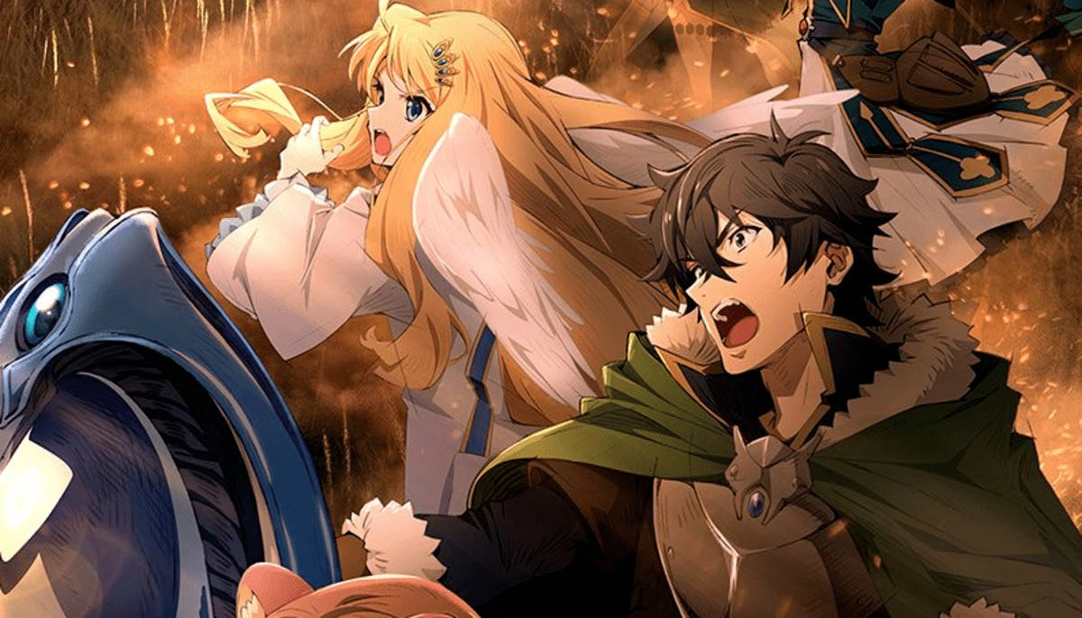 The Rising Of Shield Hero Lance Sa Saison 2 En