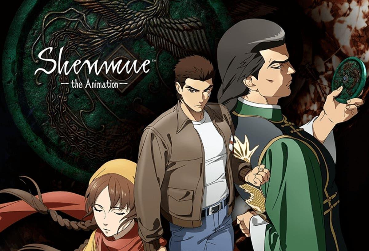 Shenmue Aura Un Anime Avec Le Réalisateur De One Punch