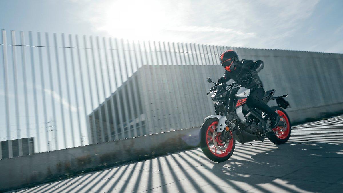 Mise à Jour Pour Le Meilleur Vendeur: Yamaha Mt 125