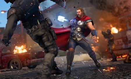 Marvel S Avengers 1