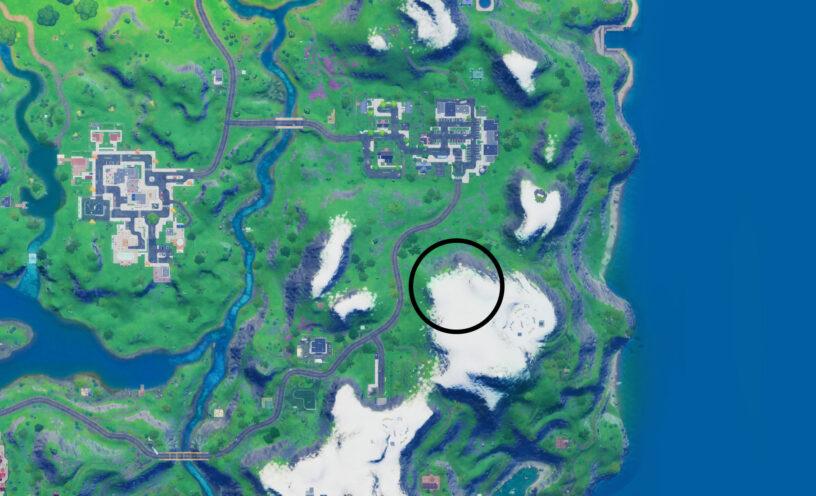 Localisation de la carte du musée des collectionneurs