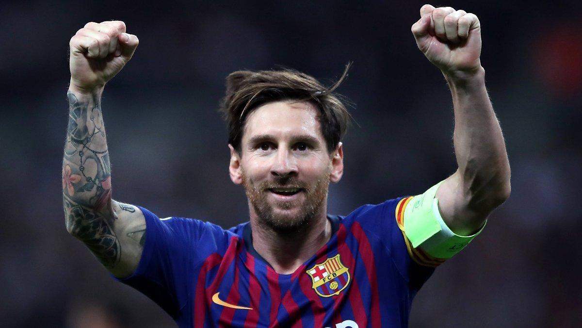 `` Veut Heureux Les Dernières Années '': Messi Met Fin