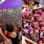 Une Fête Du Circuit D'atlanta Condamnée Après Des Photos Bondées
