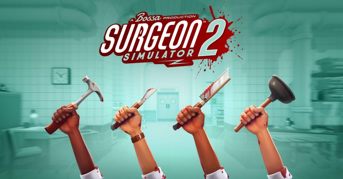 Revue De Surgeon Simulator 2