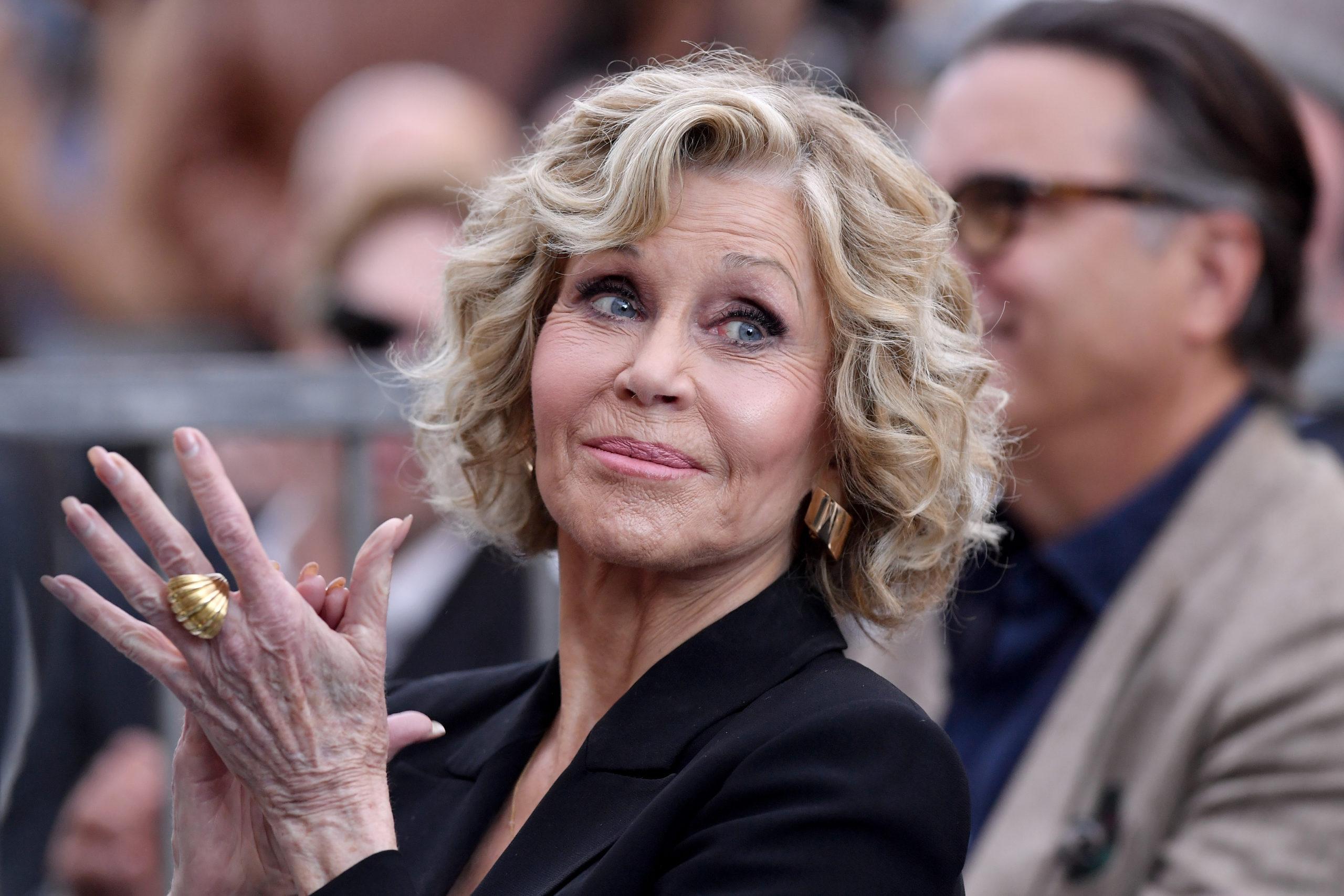 La Légende Vivante Jane Fonda Prouve Que Vous N'êtes Jamais
