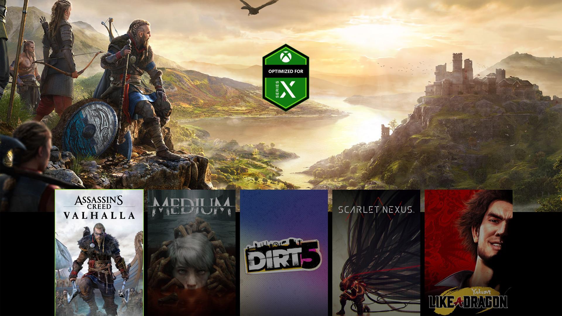 Liste Des Jeux Prenant En Charge Xbox Smart Delivery (mise