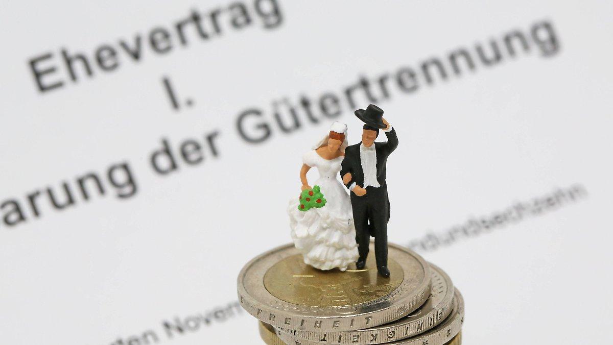 À Propos Du Contrat De Mariage: Sécurité Non Romantique Ou