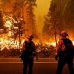 200 Campeurs Sauvés Par L'armée: La Californie Combat L'enfer Des