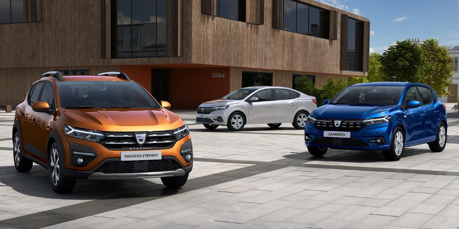 Dacia Sandero, Sandero Stepway Et Logan. Troisième Génération Révélée… Mais