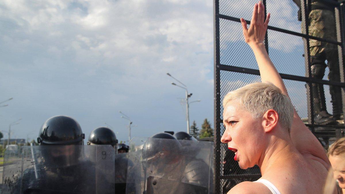 Rapports D'enlèvement: Un Politicien De L'opposition A Disparu Au Bélarus