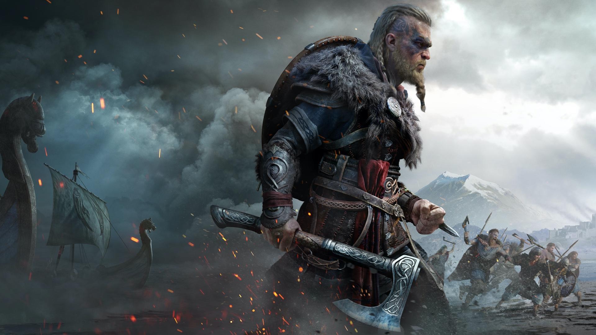 L'esrb Révèle De Nouveaux Détails Pour Assassin's Creed Valhalla