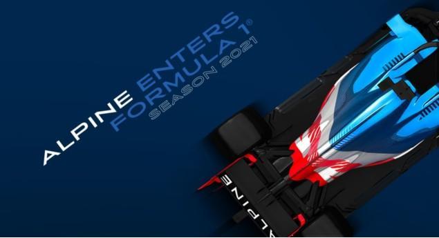 Formule 1. Renault Change Le Nom De Son équipe En