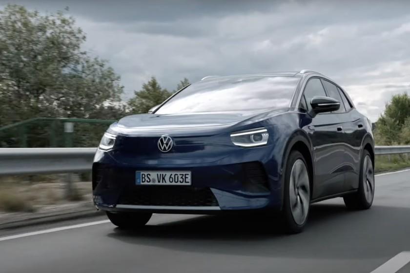 Volkswagen ID.4 revendique la puissance et l'intérieur: le premier SUV électrique de Volkswagen à arriver le 24 septembre