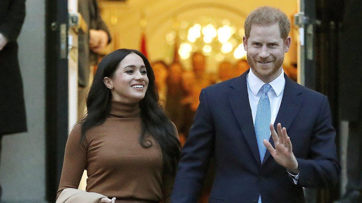 Grâce à L'accord Netflix: Le Prince Harry Rembourse Des Millions