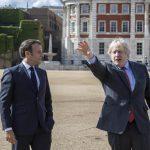 """Johnson Et Macron Conviennent """"d'intensifier"""" Leur Coopération Contre Les Passeurs"""