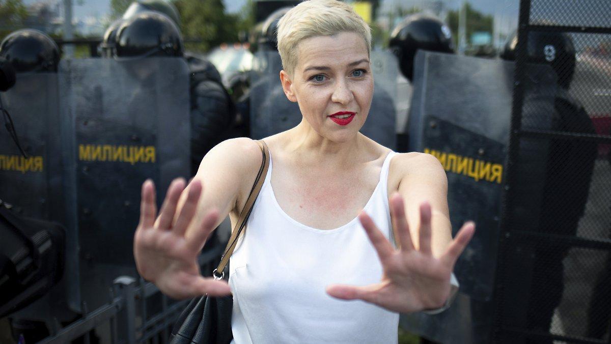 Kolesnikova A Disparu: Poussé Dans Le Bus Par Des Hommes