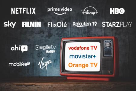 Comparaison de la télévision payante premium avec les opérateurs en 2020 1