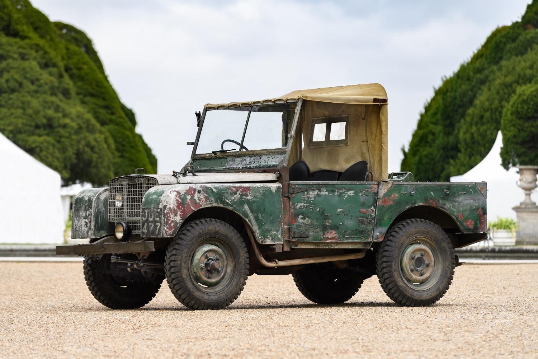 Le Land Rover original a inspiré Ineos Grenadier.