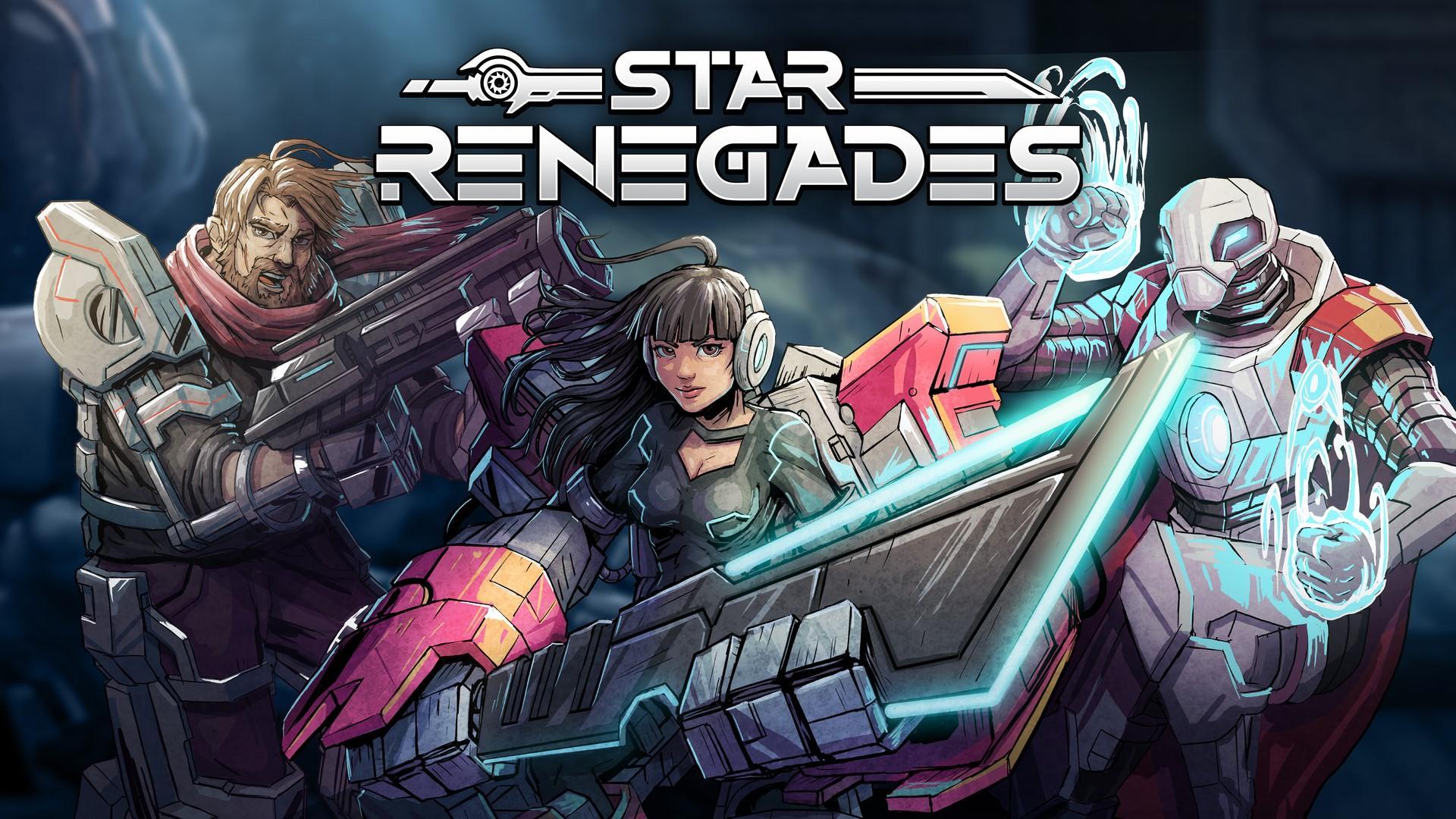 Star Renegades Maintenant Disponible Sur Xbox Game Pass Pour Pc