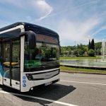 Francfort Commande Des Bus électriques à Caetanobus