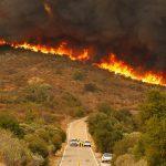 Incendies De Forêt En Californie: 172000 Foyers Font Face à