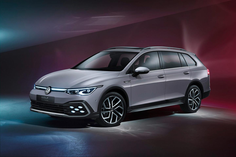 Volkswagen Golf Variant Alltrack 2020