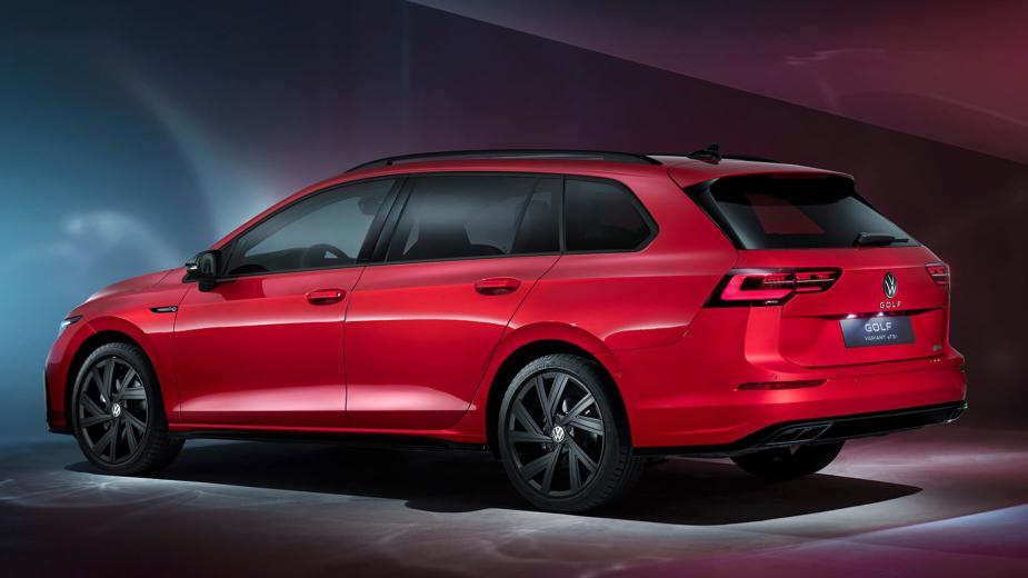 Encore Plus D'espace. La Volkswagen Golf Variant Arrive Au Portugal
