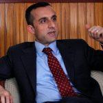 Attentat à La Bombe En Afghanistan: Le Vice Président Saleh échappe