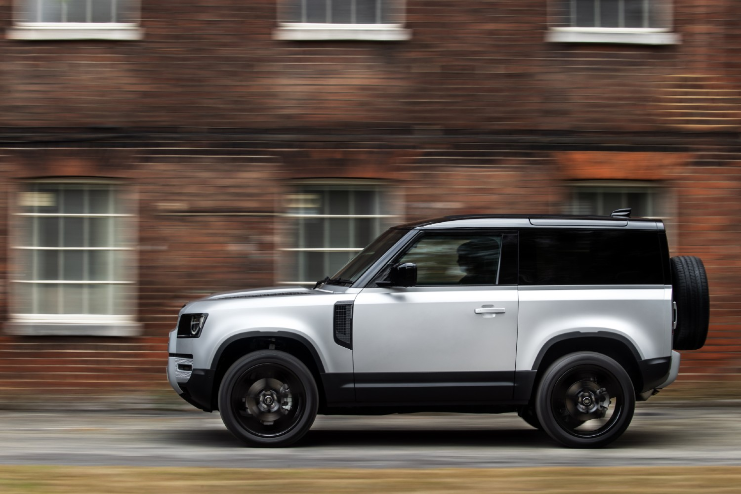 Le Land Rover Defender 90 X-Dynamic