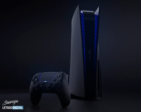 PlayStation 5 en noir