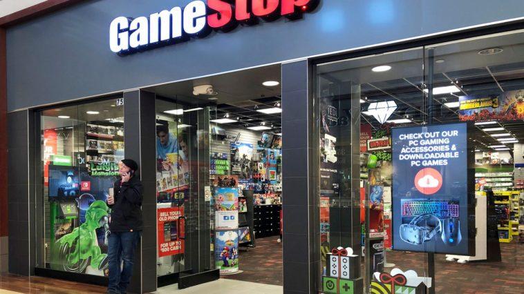 La chaîne GameStop enregistre des pertes importantes dues à la pandémie et au changement de génération