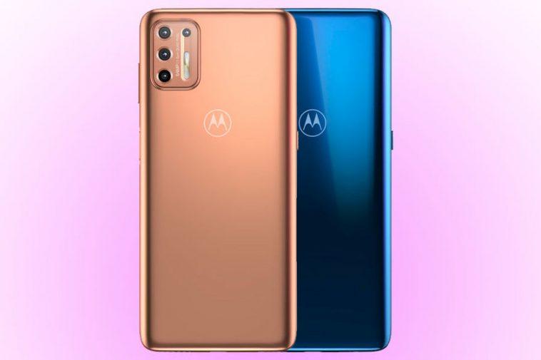 """Motorola Moto G9 Plus: la """"super batterie"""" arrive sur le Moto G9 le plus puissant à ce jour"""