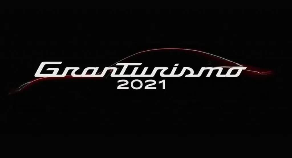 Teaser de Maserati GranTurismo
