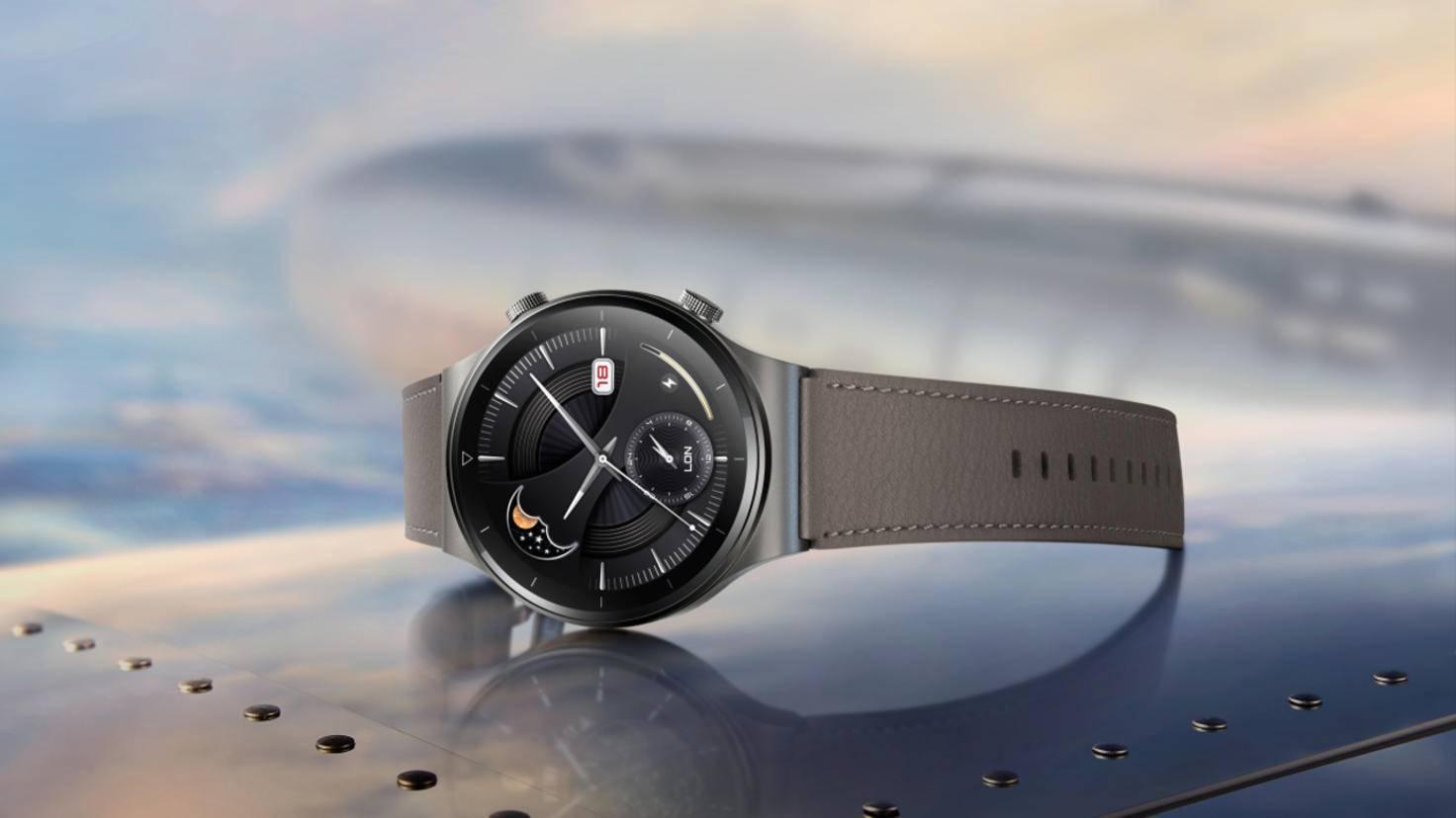 Montre Huawei GT