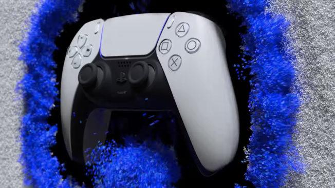 Contrôleur DualSense PS5