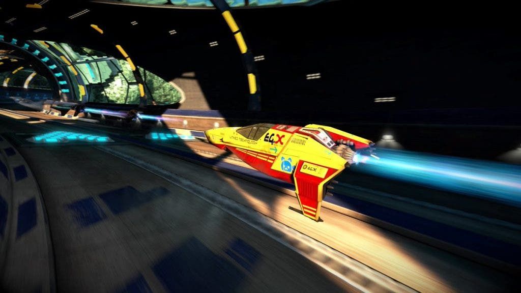 Collection WipEout Omega