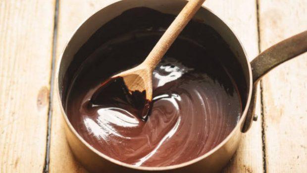 Recette de mousse au chocolat de grand-mère