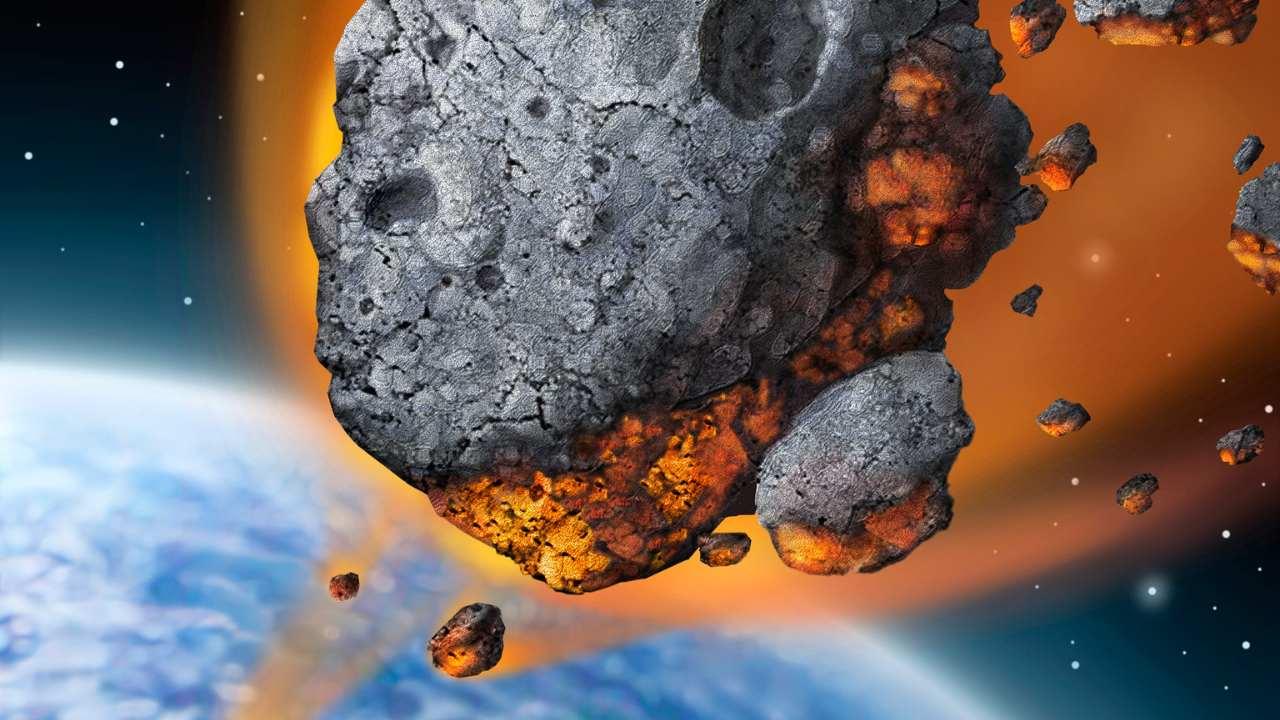 Un astéroïde plus large que deux terrains de football professionnel passe devant la Terre aujourd'hui 14 septembre