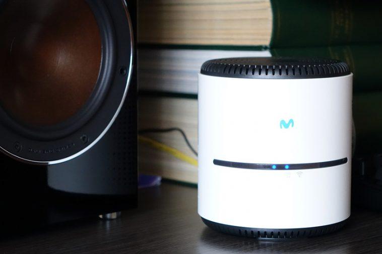 Telefónica Amplificador Smart WiFi 6, analyse: convainc par sa compatibilité avec le WiFi 6, mais gagne par son extrême simplicité
